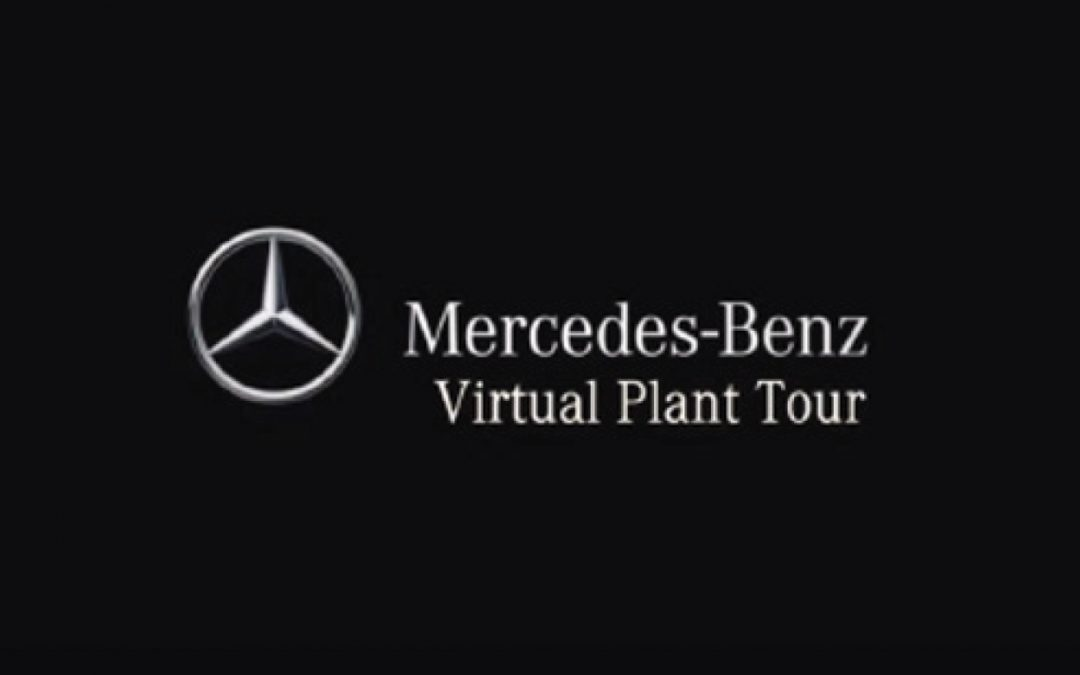 MERCEDES BENZ VIRTUAL TOUR